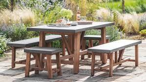 the best garden dining sets create a