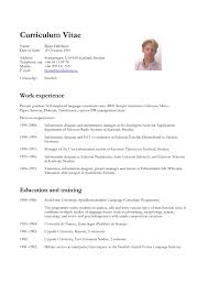 French Resume Examples Amazing How To Write A French Resume Ideas Best Examples And 12