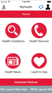 New RCSI MyHealth App Launched - Diabetes Ireland : Diabetes Ireland