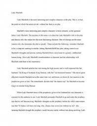 lady macbeth essays zoom
