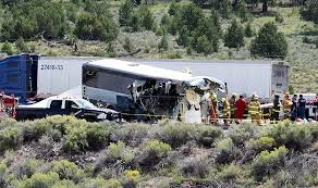 Officials suspect tire failure caused head-on collision - Navajo Times