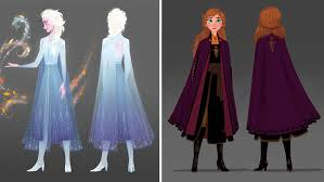 How '<b>Frozen</b>' Sisters Transformed From <b>Princesses</b> to Caped ...