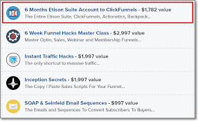 Clickfunnels Sign Up Chart Clickfunnels Pricing 97 To 1 997 How Much Does It Cost