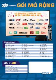 Danh sách kênh Truyền Hình FPT - FPT Telecom - Trang Chủ | Cáp Quang FPT |  Internet FPT | Lắp Mạng FPT | WiFi sự kiện