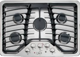30 inch gas stove top. Modren Inch GE PGP953SETSS 30 Inch Gas Cooktop With 5 Sealed Burners 15000 BTU  PowerBoil Precise Simmer Burner Heavy Cast Grates Child Lock LED Backlit Knobs  Inside Stove Top A