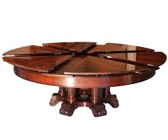 expanding round dining table unlikely the best expandable ideas tables chairs interior design 6