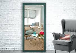 tall floor mirror. Tall Floor Mirror Us Made Country Cottage Aqua Extra Suggested Retail Free Standing Bathroom I