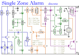 home smoke detector wiring diagram wiring diagrams wiring basics article 5 for diy alarm systems 9v smoke detector wiring diagram home