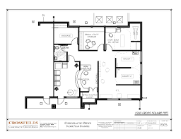 the office floor plan. Chiropractic Office Floor Plan Semi-open Adjusting And Physical Therapy 1580 Gross Sq. Ft. EX 5 The