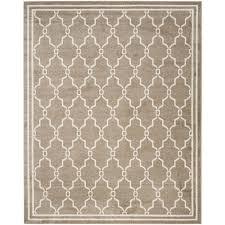 safavieh marion wheat beige indoor outdoor area rug common 9 x 12