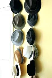 hat hanger ideas holder cap rack large size of stunning photos concept storage diy
