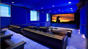 modern home theater room. modern home theater room m