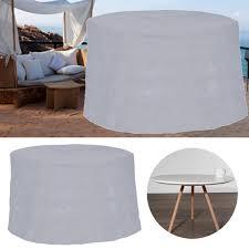outdoor garden patio furniture cover waterproof dustproof desk table chair cover