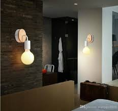 Indoor wall sconce lighting Rustic Fireplace 2019 Modern Wood Adjustable Wall Lamp Bedroom Bedside Sconce Lights Fixture Indoor Wall Mounted Light Fitting For Living Room From Wangqin8868 Dhgate 2019 Modern Wood Adjustable Wall Lamp Bedroom Bedside Sconce Lights