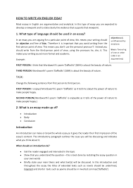 how to write an essay   who to write an essay introduction