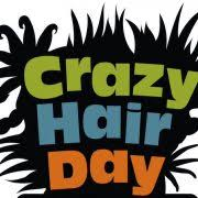Image result for crazy hair day