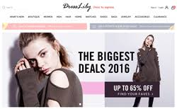 Dresslily To Release Sizing Stats On All Models