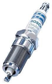 Bosch Automotive 9652 Double Iridium Oe Replacement Spark Plug Up To 4x Longer Life 1 Pk Acura Cadillac Chevrolet Dodge Ford Honda Hyundai Infiniti