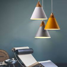 wood pendant lighting. Pendant Lighting Modern. Modern Wood Led Ceiling Light C L