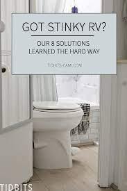 rv odors and stinky toilet smells
