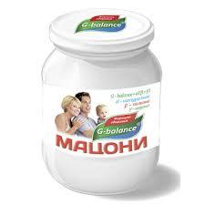 Продукт кисломолочный <b>Мацони G</b>-<b>balance</b> 0,5л <b>1</b>,<b>5</b>% в ...