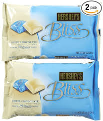hershey white chocolate bliss. Contemporary Chocolate Hersheyu0027s Bliss White Chocolate Meltaway Bag 86 Oz  With Hershey H