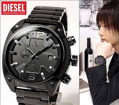men s diesel black ceramic watch dz1516 195 00 diesel watches men s diesel black ceramic watch dz1516 195 00 diesel watches menswear analog quartz wristwatch ceramic men s watch > mega cheif 2