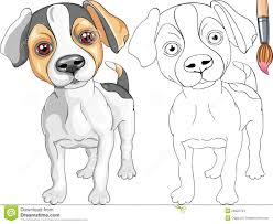 Small Picture Jack Russell Puppy Coloring Pages Coloring Pages
