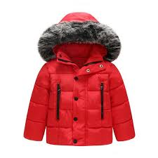 kids snowsuit outerwear winter baby winter warm coat infant children clothing fur hooded jacket parkas girls boys clothes boy winter coats girls long winter