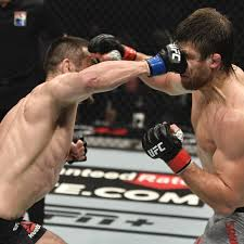 UFC 257 results: Makhmud Muradov gets ...