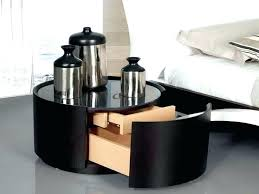 sidetables black gloss side table bedroom bed flat modern bedside tables white stylish coffee