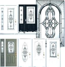 charming exterior door glass inserts home depot glass inserts for doors exterior door glass inserts home