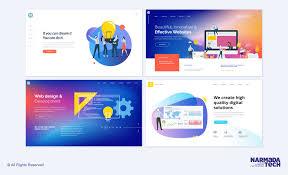 Best High Tech Website Designs Top 5 Intuitive Website Designing Trends We Saw In 2018