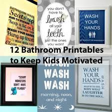 kids bathroom sign. Contemporary Kids Throughout Kids Bathroom Sign I