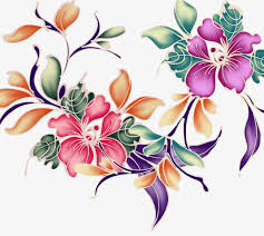 hand painted beautiful flowers to hand flower hd graphics png and psd