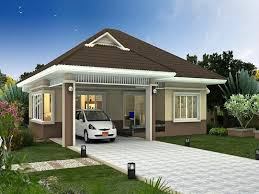 architectural design 5 bedroom bungalow style