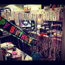 office birthday decorations. 17 best ideas about cubicle birthday decorations on pinterest office