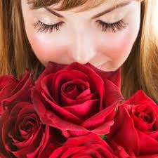 """Image result for caricature of man """"smelling the roses."""""""