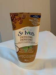 Ives rise & energize coconut & coffee face scrub made with 100% natural exfoliants. St Ives Energizing Coconut Coffee Scrub Reviews In Face Exfoliators Chickadvisor