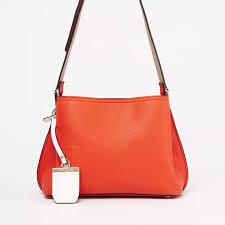 Principles Orange 'Avery' Cross Body Bag | Debenhams