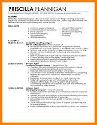 Import Resume Sample Export Coordinator Resume Samples Velvet Jobs S Sevte 21
