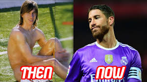 Body Hair Style sergio ramos transformation then and now face & hair style & body 4725 by stevesalt.us
