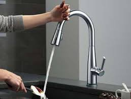 Touch kitchen faucets Delta Faucet Best Touch Kitchen Faucet Reviews On Sensor Kitbibb Fast Easy Way To Get Best Touch Kitchen Faucet With Complete Reviews