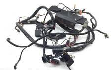 motorcycle wires & electrical cabling for 2002 harley davidson Basic Harley Wiring Diagram at 2002 Harley Softail Wiring Harness