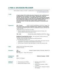 Cover Letter For Nurse Cover Letter Sample For Graduate Cover Letter