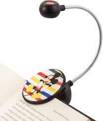 Disney Book Light Withit Disney Clip On Book Light Mickey Led Reading Light With Clip For Books Ebooks Dimmable Reduced Glare Portable Lightweight Bookmark