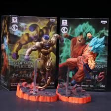 <b>Anime Dragon Ball Super</b> saiyan Goku PVC Action Figure ...