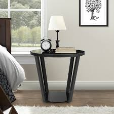 top 53 superb pedestal accent table gold bedside table tall round side table end tables design