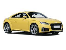 Audi Tt Coupe 45 Tfsi Sport 2dr Tech Pack
