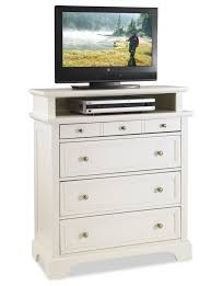 Media Chests Bedroom Home Styles Naples Tv Media Chest White Finish Home Furniture